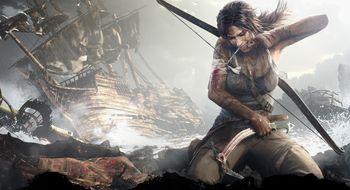 Tomb Raider gikk endelig i pluss på tampen av 2013