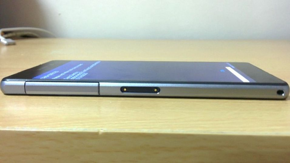 Er dette oppfølgeren til Sony Xperia Z1? Den likner iallfall veldig.