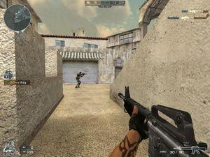 CrossFire ligner mye på et annet populært skytespill.