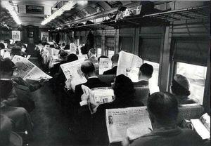 Var vi så mye mer sosiale før i tiden? spør forskeren Keith Hampton.