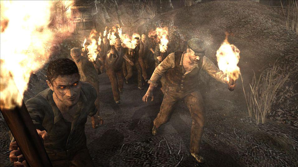 Resident Evil 4 relanserast på PC