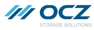 Den nye logoen til OCZ.