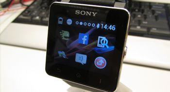 Test: Sony SmartWatch 2