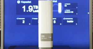 Test: Western Digital My Cloud
