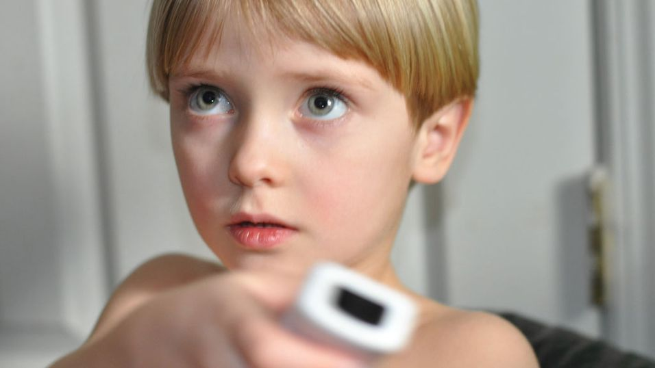 – Vi lager ikke spill for barn