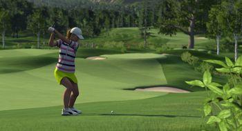 Nytt golfspill har uendelig med baner