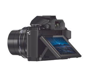 Olympus OM-D E-M10: Kompakt, men fleksibelt og avansert.