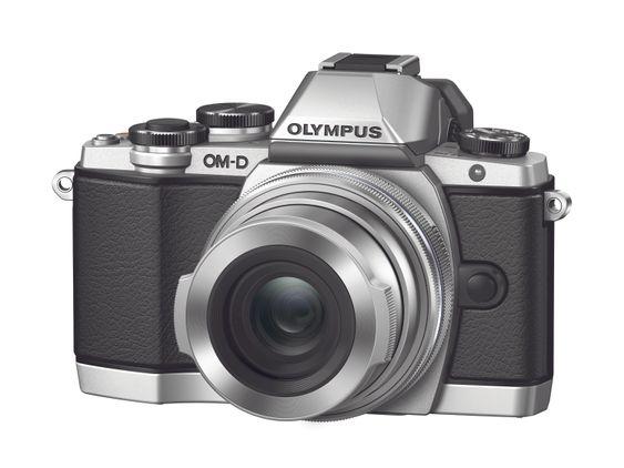 Olympus OM-D E-M10 er et nytt og spennende fotoapparat.