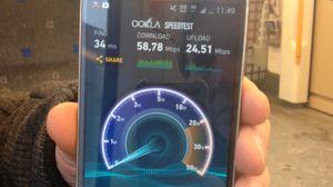 Det er allerede lansert 4G på T-banen i Groruddalen i Oslo. Så fort går det da.