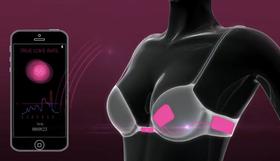 BH-en skal fungere sammen med en app som kommuniserer via Bluetooth.