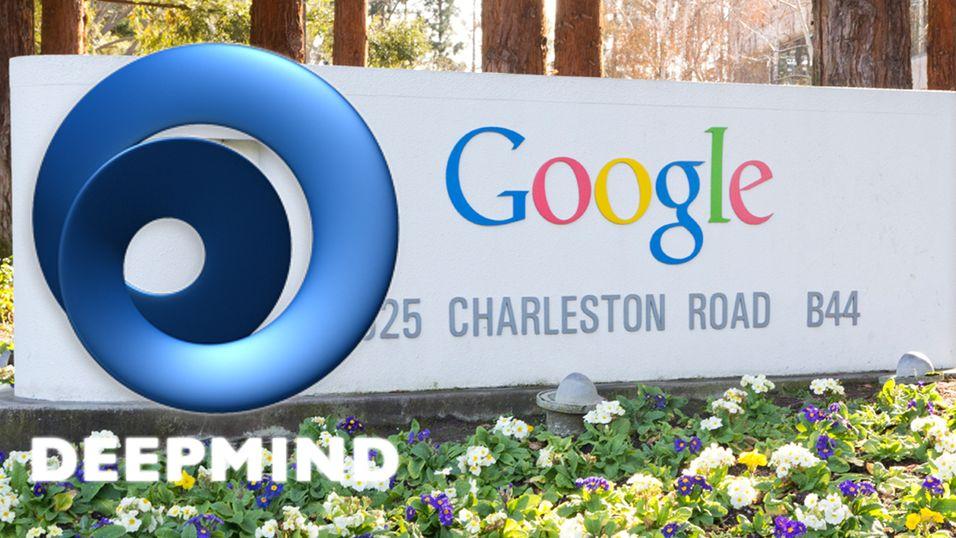 Google har betalt milliarder for kunstig intelligens