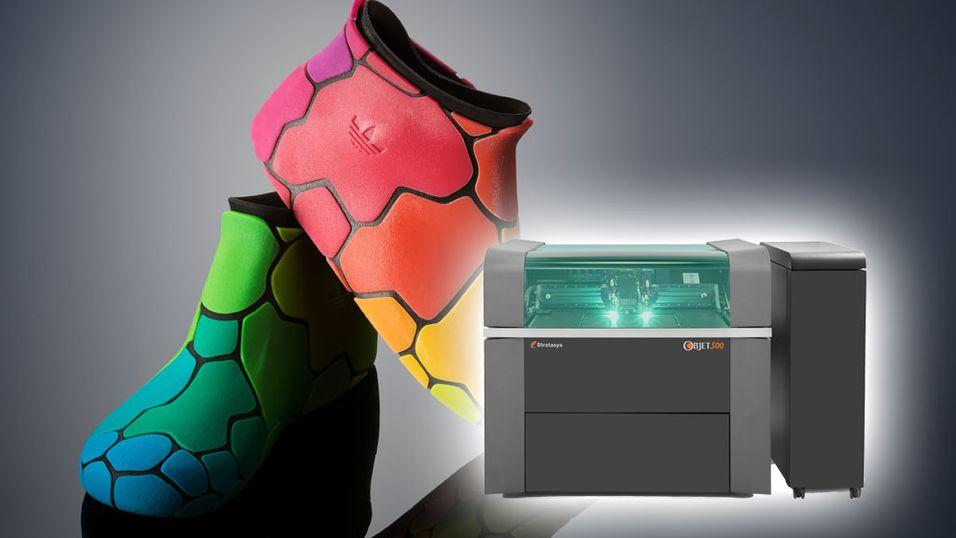 Neste generasjons 3D-printer er i salg