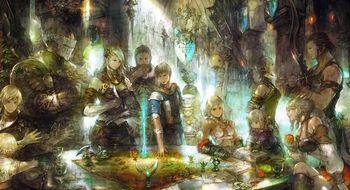 Lyst til å prøve Final Fantasy XIV før lansering?