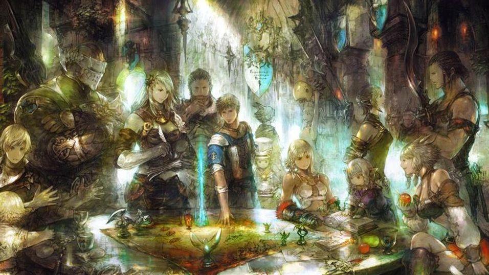 Final Fantasy XIV: A Realm Reborn er Square Enix' nyeste nettrollespill.
