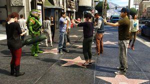 Store deler av Los Angeles har fått sin motpart i San Andreas' hovedstad, Los Santos.