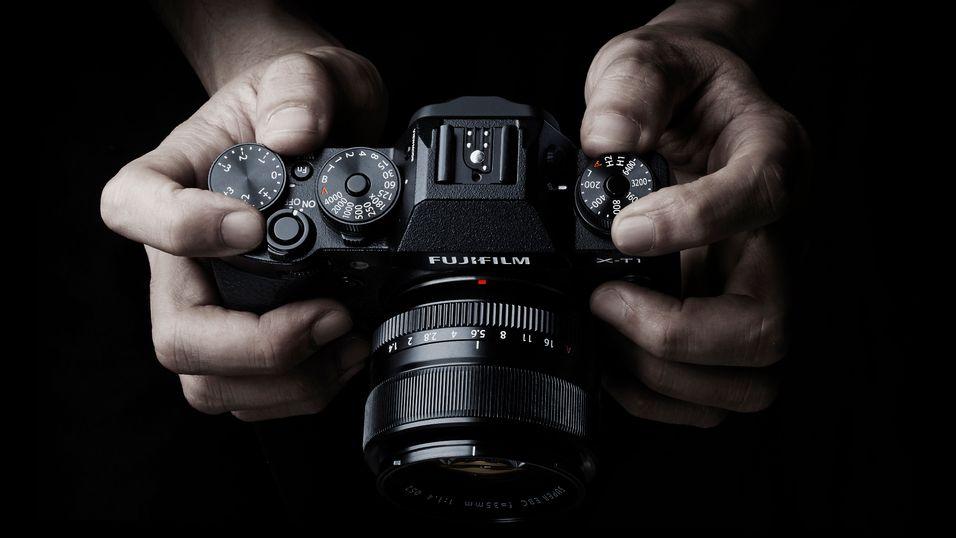 SNIKTITT: Fujifilms nye er den mest avanserte de har laget i serien