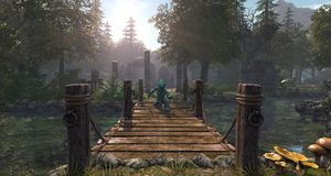 Legend of Grimrock II byr på store utendørsområder