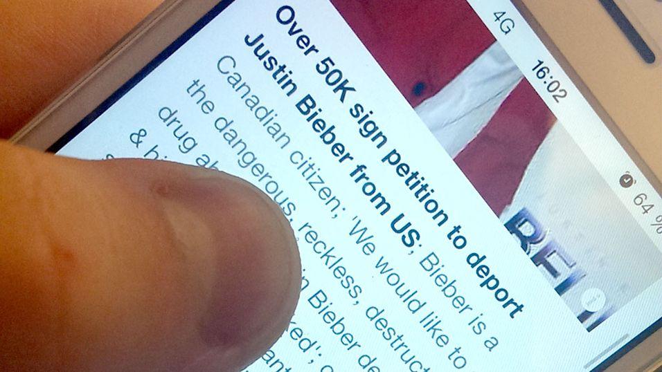 Ny app vil ta rotta på Flipboard
