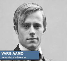 Varg Aamo er journalist i vår søsterpublikasjon Hardware.no.