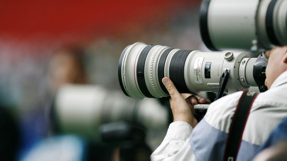 Britisk mediekonsern sparker fotografene