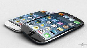 Det hevdes at nye iPhone vil bli langt rundere i kantene enn dagens. Det spørs likevel om den vil bli fullt så avrundet som dette designforslaget.