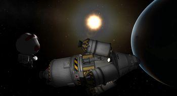 NASA-oppdrag til Kerbal Space Program