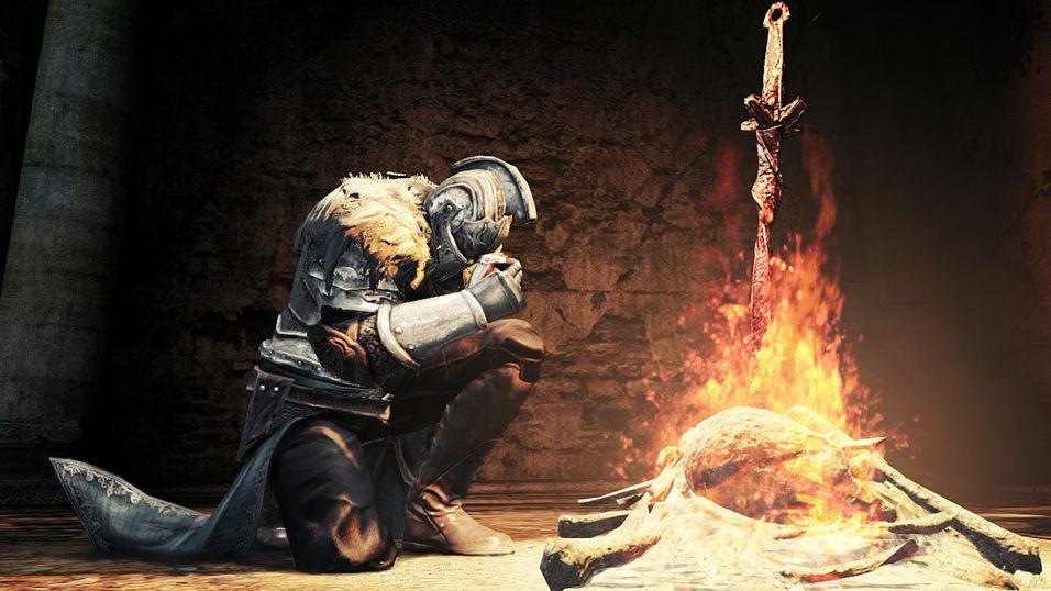 Kjære Dark Souls-gud, la meg slippe å bli invadert.