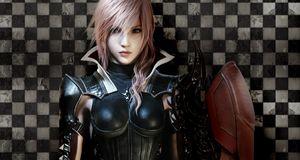 Sjå Final Fantasy XIII i pixelform