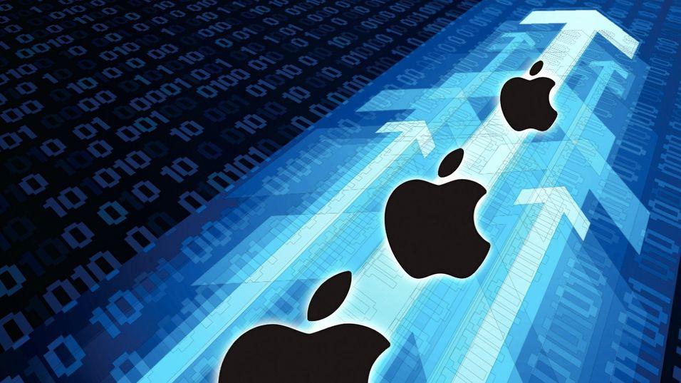 Rekordtall for Apple