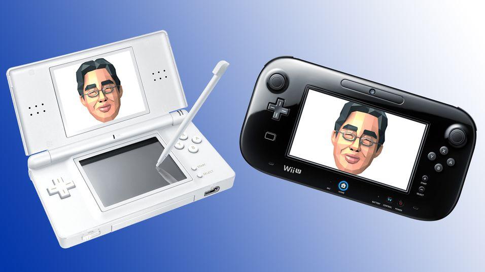 Snart kommer Nintendo DS-spill til Wii U.