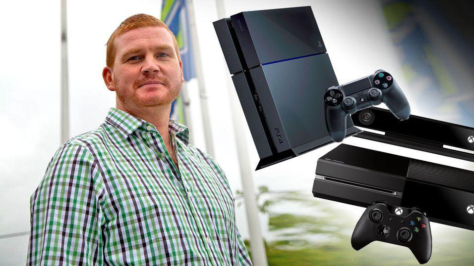 Når kan jeg kjøpe PS4 og Xbox One?