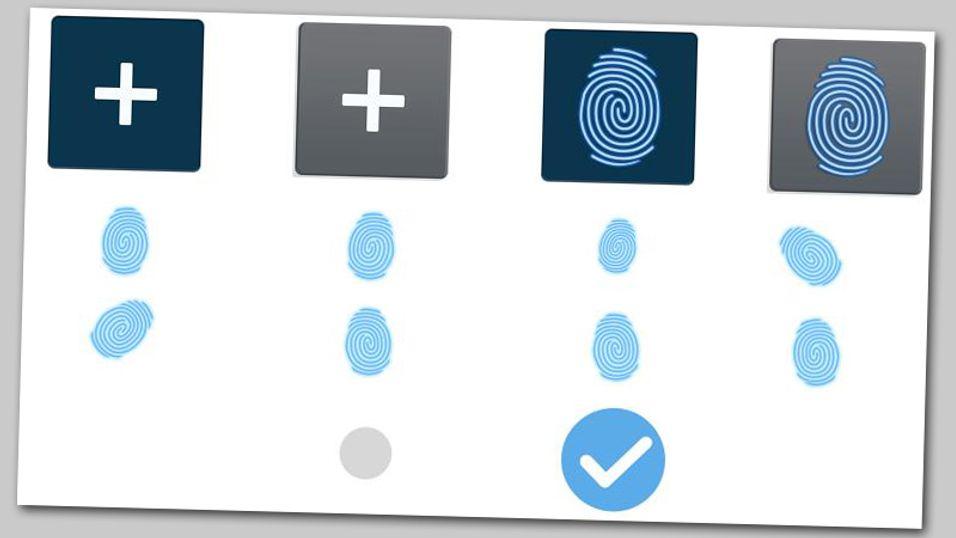 – Galaxy S5 får fingeravtrykksleser