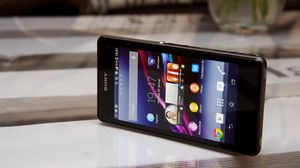 Sony Xperia Z1 Compact.