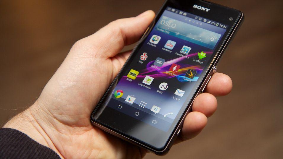 Android 4.4 KitKat rulles ut til Sony-toppmodeller