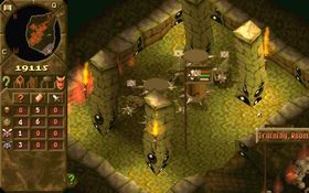 Dungeon Keeper i 1997.