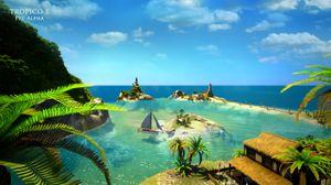 Turisme kan bli en viktig inntektskilde (bilde: Kalypso Media).