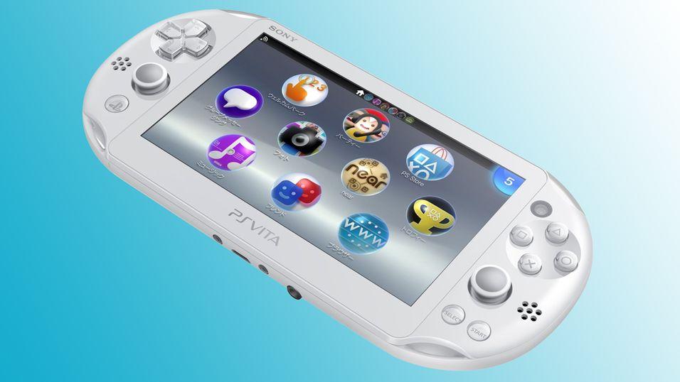 PS Vita Slim skifter til LCD.