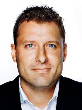 Severin Roald, kommunikasjonsdirektør i NetCom.