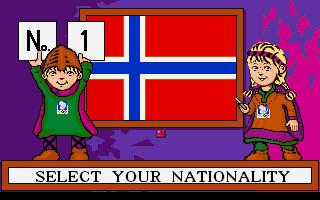 Kristin og Håkon er på plass.