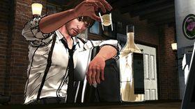 Tequila er David Youngs oppskrift på ein god morgon.