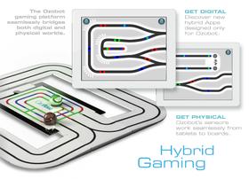 Å kombinere vanlige brettspill med nettbrettskjermen er en del av målsetningen.