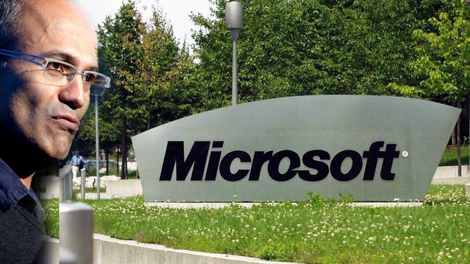 Nå har Microsoft overtatt Nokia