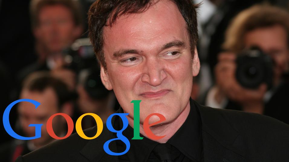 Google nekter å fjerne lenker til lekket Tarantino-manus
