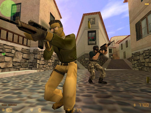 Counter-Strike 1.6.