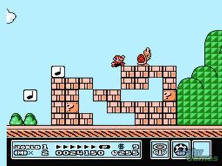 Super Mario 3.
