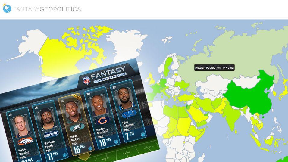 """Lærer lot seg inspirere av """"fantasy football"""""""