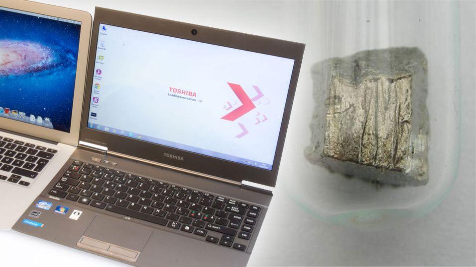 Mangler sjeldne metaller til din neste PC