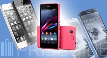 Disse tre mobilene er mest populære