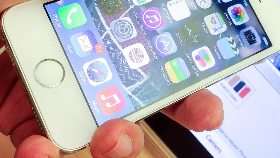 Facebook suger kraften ut av iPhonen din