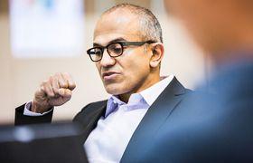 Microsoft-sjef Satya Nadella vil effektivisere selskapets mobilvirksomhet.